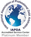 International Association of Professional Debt Arbitrators member